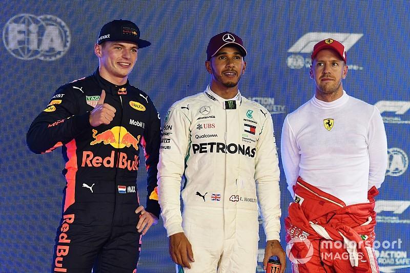 VÍDEO: Confira o grid de largada do GP de Singapura