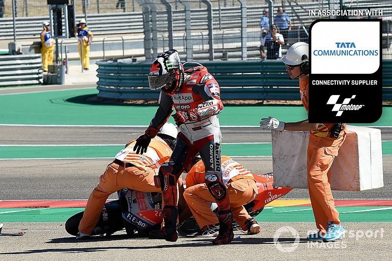 Lorenzo'nun durumu Honda'ya sıkıntı yaratabilir