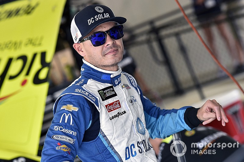 Kyle Larson tops Friday's NASCAR Cup practice at Dover