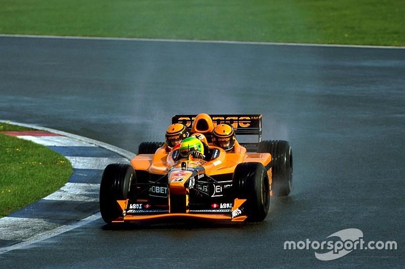 El revolucionario Fórmula 1 de tres plazas