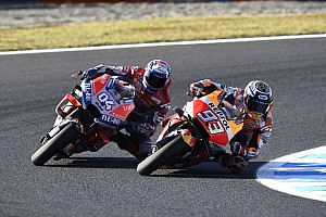 Marquez would still win if he left Honda - Doohan