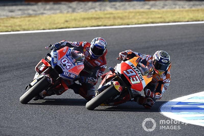 Marquez would still win if he left Honda - Doohan