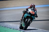 "Quartararo: ""Not correct"" to think about title at third race"