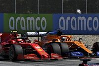 """Sainz: """"Ferrari in difficoltà? Non sono preoccupato"""""""