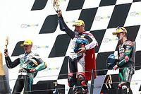 Moto3 - Austria: Arenas vence a Masia por 49 milésimas