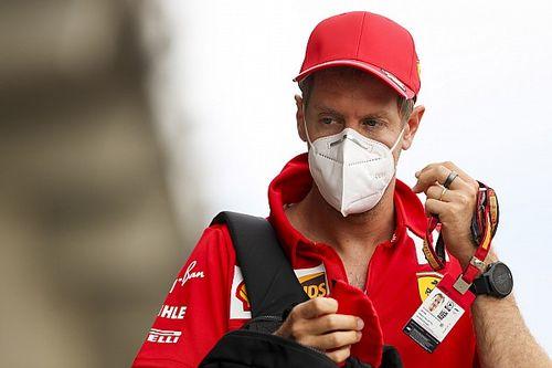 """Vettel: """"Ho parlato con Racing Point, ma è ancora presto"""""""