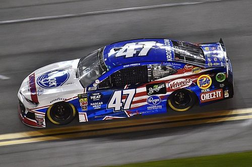 """Ryan Preece both happy and frustrated with """"intense"""" 500 debut"""