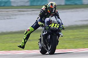 Valentino Rossi : 40 ans et 100'000 freinages