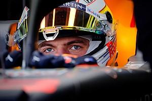 Verstappen blijft nuchter na podium Australië: