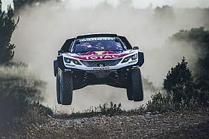Dakar News Rallye Dakar 2018: Peugeot stellt neues Auto vor