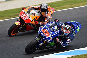 MotoGP Analysis Eight themes to watch in the Qatar MotoGP test