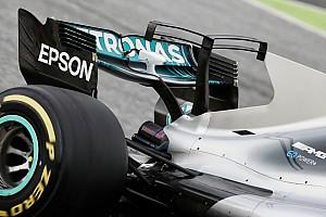 Формула 1 Новость Уайтинг выразил надежду на скорый запрет «плавников» и Т-крыльев