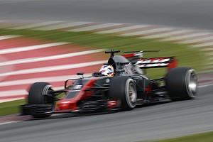 Forma-1 Információk a tesztről Grosjean: