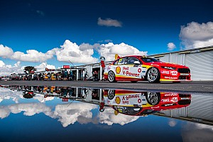 Supercars Qualifying report Winton Supercars: McLaughlin fires to third consecutive pole