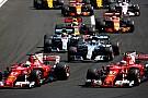 F1 2017上半赛季盘点:高潮还未到来