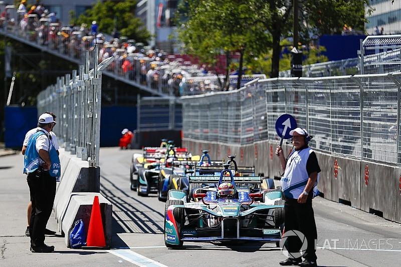 Fórmula E mantém loteria do treino classificatório