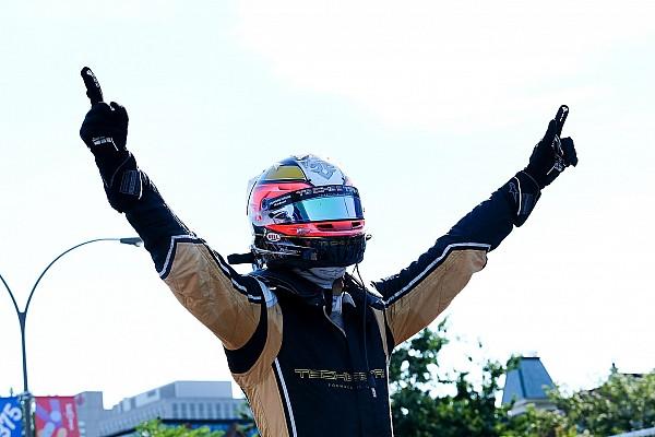 Formule E La victoire de Vergne, un