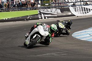 UASBK Репортаж з гонки MotoOpenFest, гонка Supersport-300, Lady, Master: хто кращий – Калінін чи Михальчик?