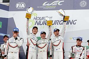WEC News WEC 2017: Warum Porsche am Nürburgring eine Stallregie ausgab