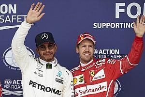 F1 Noticias de última hora Hamilton se inspiró en Nadal y Federer para su batalla con Vettel
