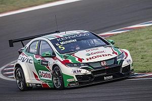 WTCC Noticias de última hora Festejo de Michelisz en un 1-2 de Honda en la Main Race en Termas