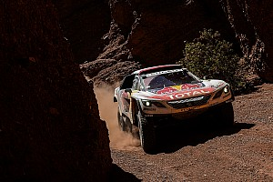 Dakar Stage report Dakar 2017, Stage 4: Despres leads, Loeb and Sainz hit trouble
