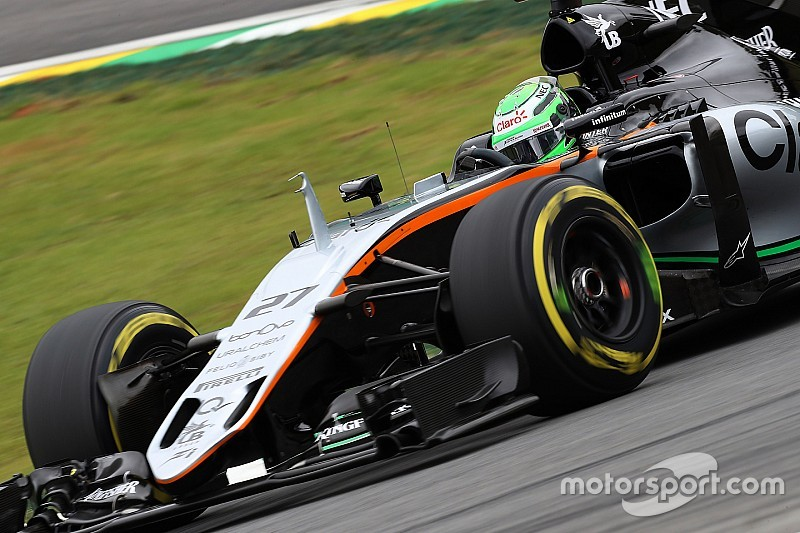"Hulkenberg hopes F1 drivers no longer ""limited"" by tyres in 2017"