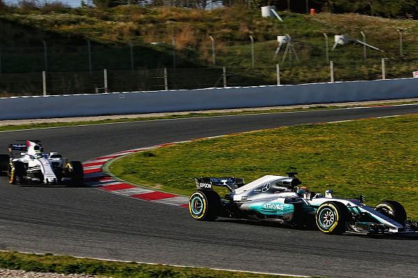 Formula 1 Breaking news Hamilton dan Massa: Menyalip akan lebih sulit di F1 2017