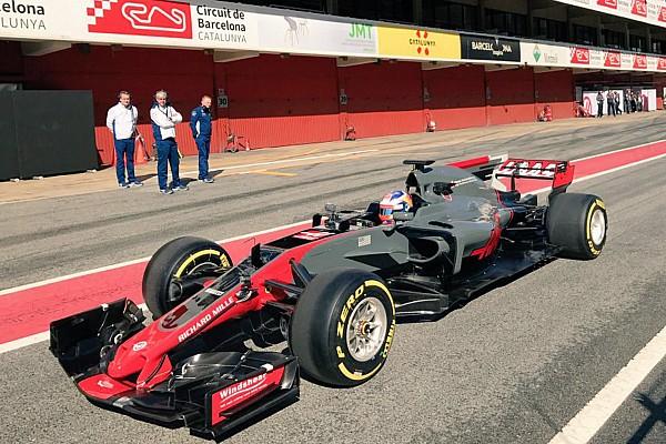 Formula 1 Ultime notizie Anteprima Haas VF17: ecco la prima foto della
