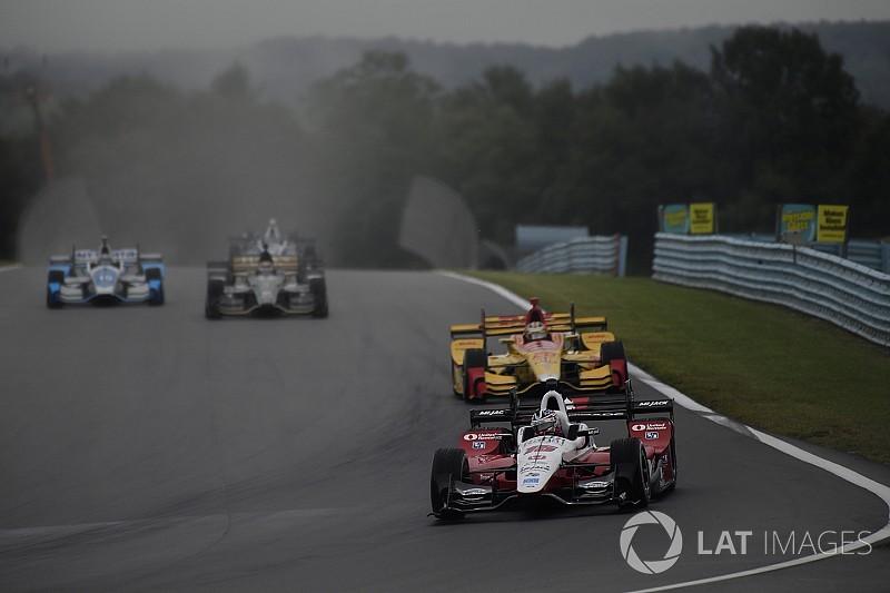 Firestone introducirá nuevo neumático para lluvia en IndyCar