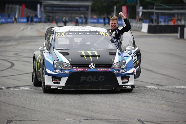 Ралі-Крос Репортаж з етапу WRX у Латвії: Крістофферссон достроково взяв титул