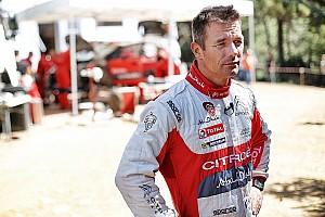 WRC Nieuws Loeb maakt comeback in WRC met Citroën