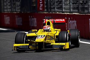 FIA F2 レースレポート 【F2】バクーレース2:優勝はナトー。松下12番手から7位入賞