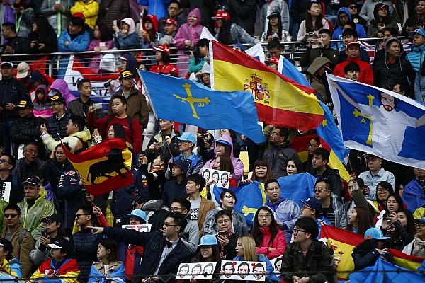 F1 突发新闻 新赛季F1、MotoGP确定将在中国直播