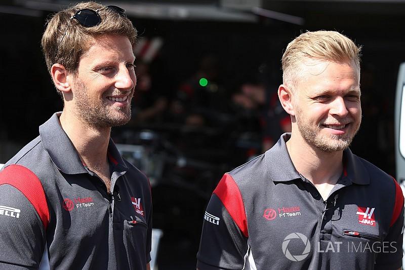 【F1】ハース、来季もドライバーラインアップを継続すると発表