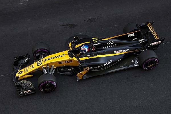 Forma-1 BRÉKING A Renault eddig esélytelennek tűnik a hercegségben