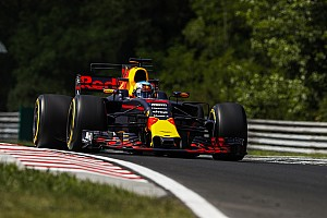 Ricciardo says upgraded Red Bull feels like B-spec car