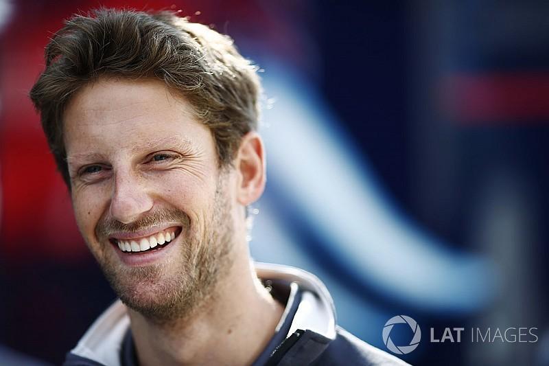 Grosjean llamó a Wolff tras la polémica de Silverstone