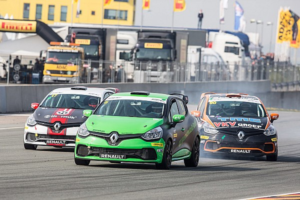 Clio Central Europe: Nun kommt der Schweizer Classic Cup Champion