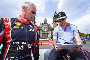 WRC Son dakika Paddon'un co-pilotu Kennard emekli oldu