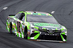 NASCAR Cup Reporte de la carrera Kyle Busch se lleva la Etapa 2 en New Hampshire