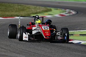 F3 Europe Jelentés a versenyről F3: Schumacher 6. lett az első versenyen Monzában