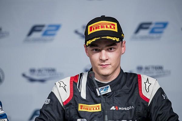 FIA F2 Relato de classificação Markelov conquista primeira pole na F2; Sette Câmara é 9º