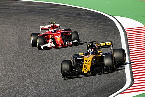 Formel 1 News Nico Hülkenberg: Renault 2018 noch kein Top-3-Team
