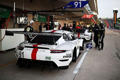 What does an operation like Porsche do during lockdown?