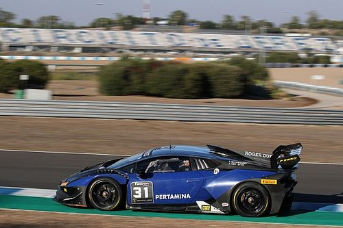Super Trofeo Jerez: Schandorff seals title on countback