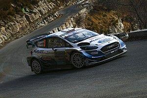 WRC, Monte-Carlo, PS1: Tanak super, brutta botta per Suninen