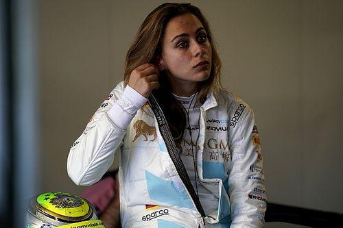Sophia Florsch Tata Jalan Menuju Formula 1