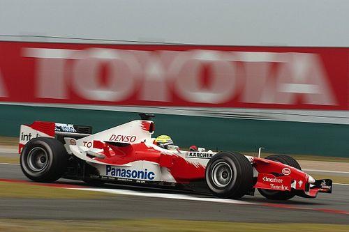 Ralf Schumacher met Toyota F1-bolide naar TT Circuit Assen