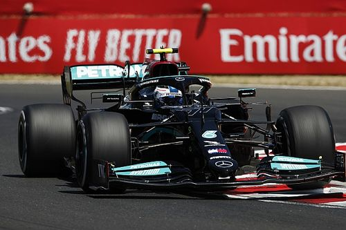 F1 Hungarian GP: Bottas fastest from Hamilton to lead Mercedes 1-2 in FP2